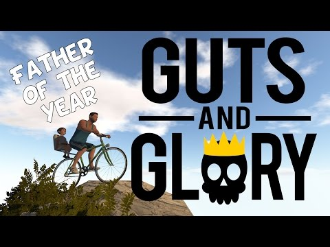 Guts and Glory: Father of the Year - Happy Wheels 3D (Pre-Alpha Gameplay)