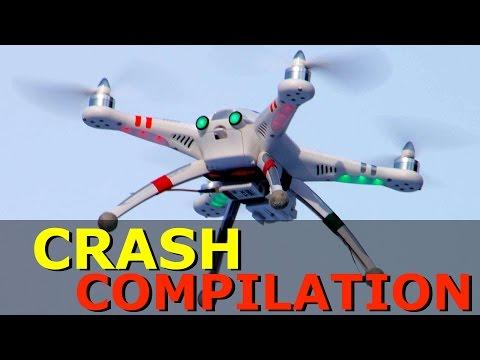 DRONE CRASH COMPILATION
