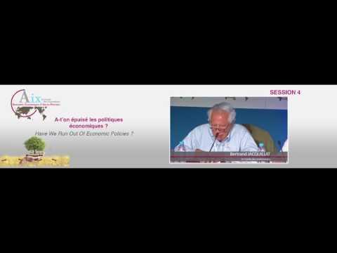 A-t-on épuisé les politiques économiques ? Session 4 - REAix2017