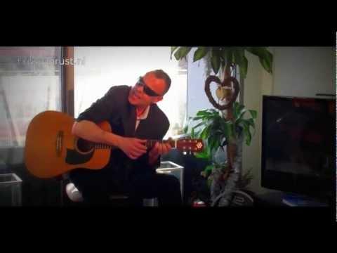 Frits Onrust - Livestream Huiskamer concert (by Schaap Films & Broqas.com)