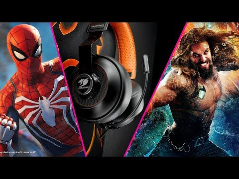 The Best Budget Cinema Headset for Gaming and Film! - Cougar Phontum Mini Review