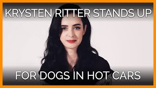 Sexy Krysten Ritter Does Whatever It Takes