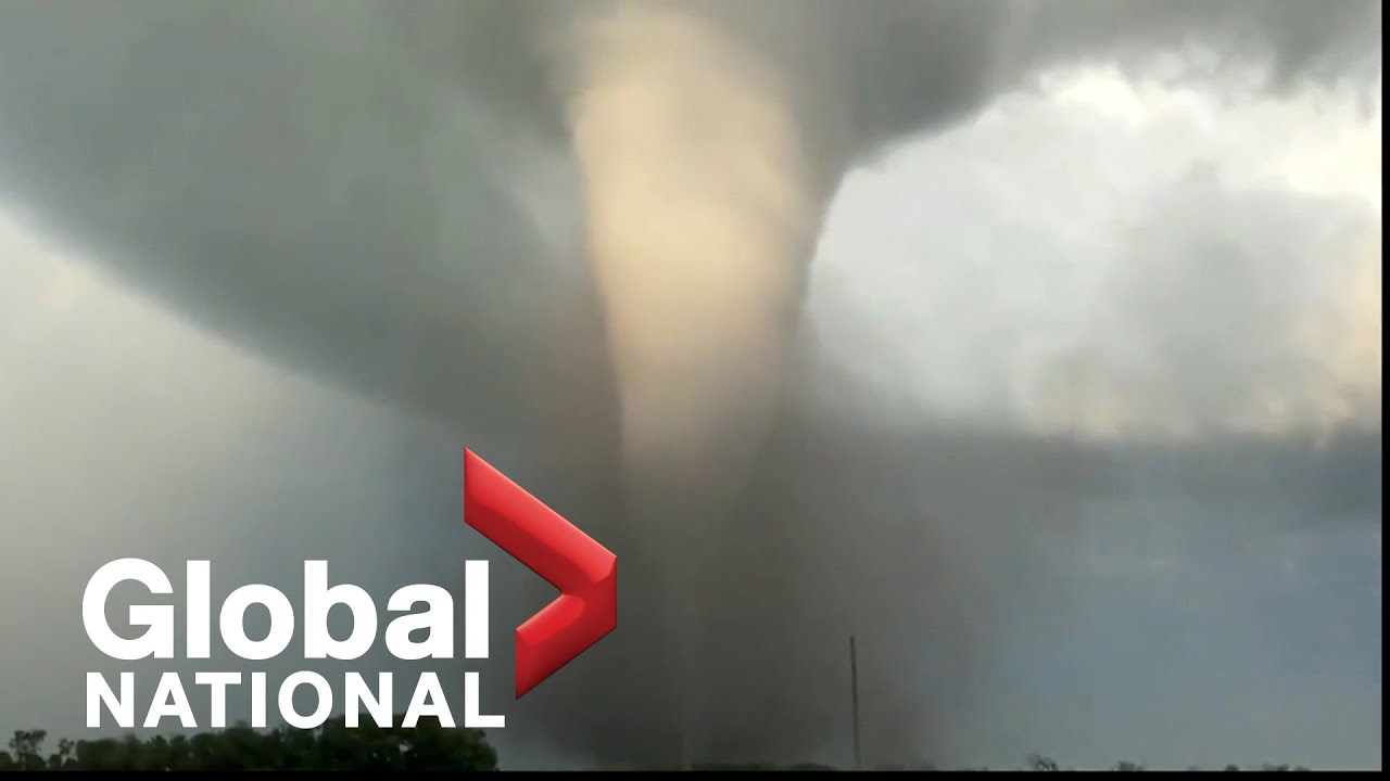 Global National: Aug. 8, 2020 | Tornado kills 2, injures 1 after touching down in Manitoba