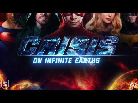 Crisis On Infinite Earths - Theatrical Trailer (Fan Made)