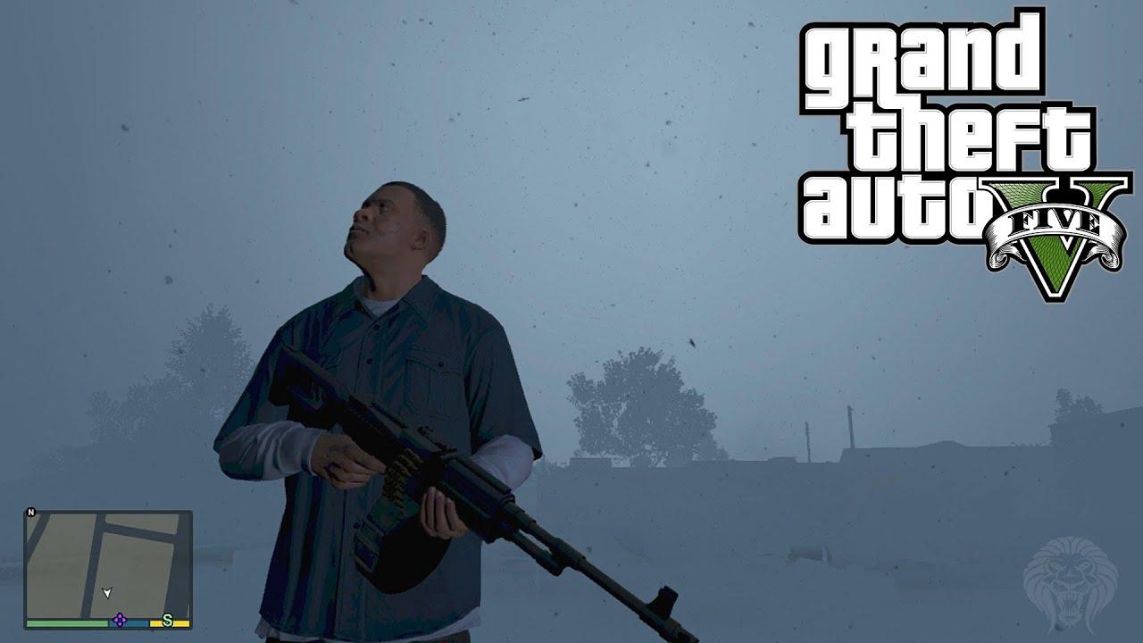 GTA 5: Change Weather CHEAT! Xbox 360 + PS3 Cycle Snow, Thunder, Rain ...