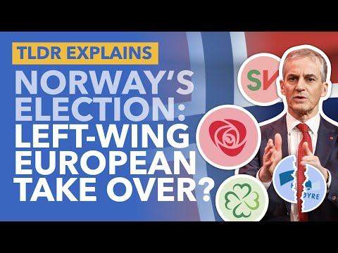 Centre-Left Coalition Wins in Norway: Is LEFT-WING Politics on the Rise in Europe? - TLDR News