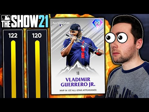 THE GREATEST CARD I'VE EVER SEEN IS IN MLB THE SHOW 21 DIAMOND DYNASTY...