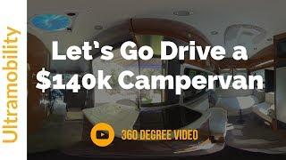 360 Degree Video - Pleasureway Ascent 2017 Virtual RV Test Drive