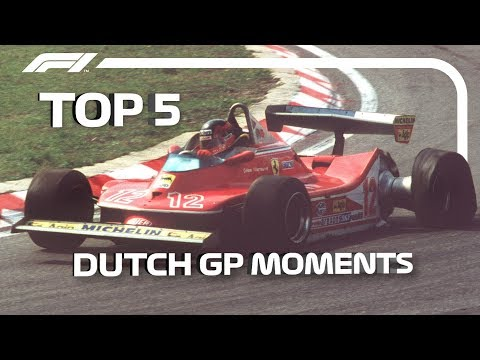 Top Five Moments | Dutch Grand Prix