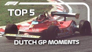 Top Five Moments | Dutch Grand Prix