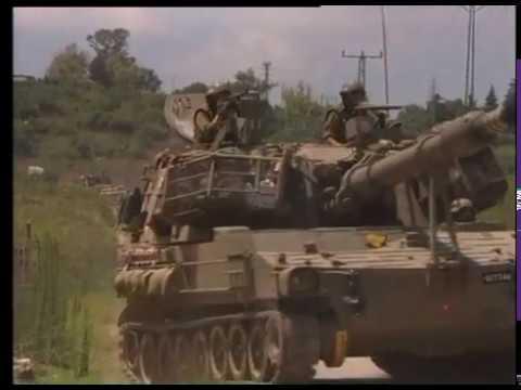 Война в Ливане, лето 2006.