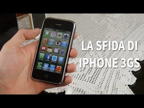 La sfida di... iPhone 3GS!
