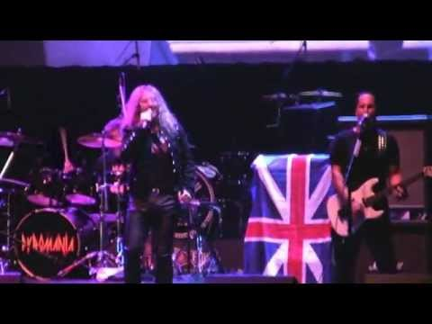 PYROMANIA: America's Favorite Def Leppard Tribute! - DEMO REEL