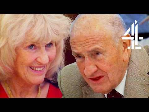 Inspirational Elderly Couple Vow To Live Life To The Full | First Dates