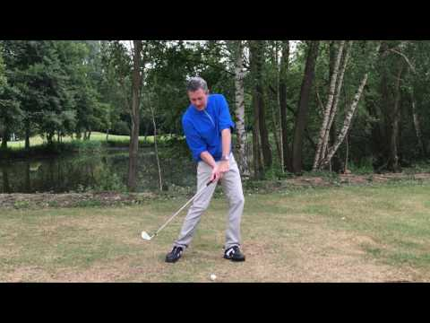 Shortest golf tip video, How to stop coming over the top for good!
