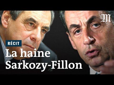 Fillon-Sarkozy : coulisses d'une haine qui brise la droite