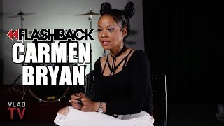 Carmen Bryan on Having Nas' Baby and Getting Pregnant by Jay Z (Flashback)