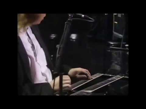 Jeff Healey - Angel Eyes - Arsenio Hall...