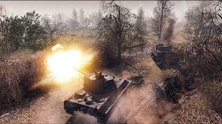 Last German Offensive of WWII, Lake Balaton 1945 | Men of War: Assault Squad 2 Gameplay