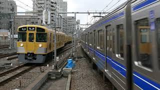 #44 【西武池袋線】豊島園線への直通運用を観察する