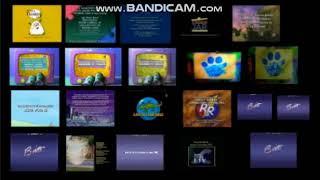 Arthur, Barney, BTL, B's C, C N' D, Clifford, M&M, MSB, PP, SS, Thomas, Zoboo Remix Credits