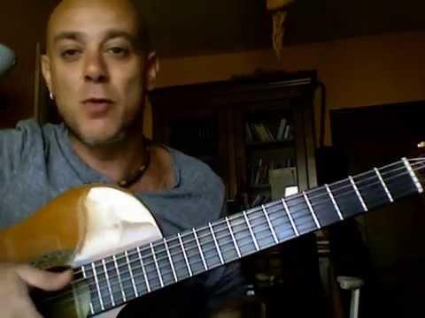Claudio H. Taller de guitarra. Cómo tocar Blue Monk. Trabajo específico para la Mano Izquierda.