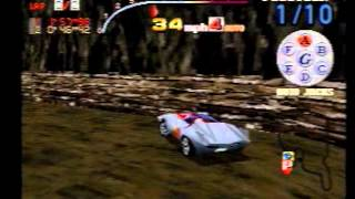 Speed Racer - Gameplay - Playstation