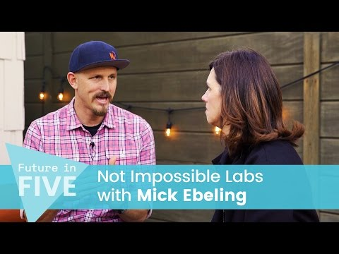 Exploring (Im)possibility with CEO Mick Ebeling | Future in Five