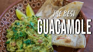 The World's Best Guacamole Recipe | SAM THE COOKING GUY 4K