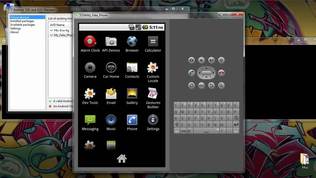 how to develop android ap