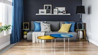 видео Дизайн интерьера трёхкомнатной квартиры: 30 фото