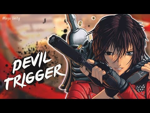 Nightcore - Devil Trigger (Nero's Battle Theme) [Devil May Cry 5] | Lyrics