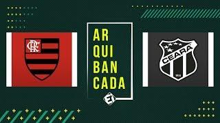 FLAMENGO X CEARÁ (narração AO VIVO) - Brasileirão 2019