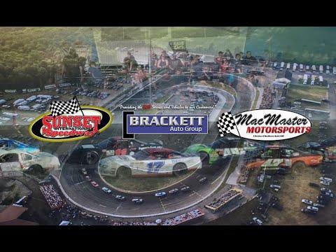 Sunset Speedway Macmaster Motor Sports and Brackett Auto Group