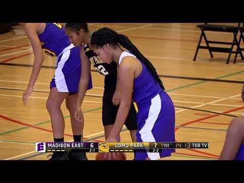 High School Girls Basketball: Madison East vs. Como Park