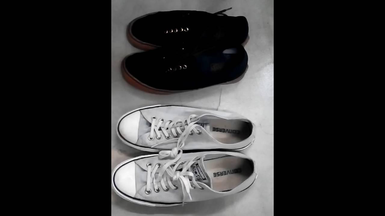 e379d9ab4a4e4e Converse Chuck Taylor All Star VS Vans Authentic - YouTube
