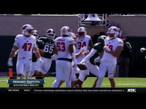 Howard Griffith Responds to Michigan State Player Dismissal News