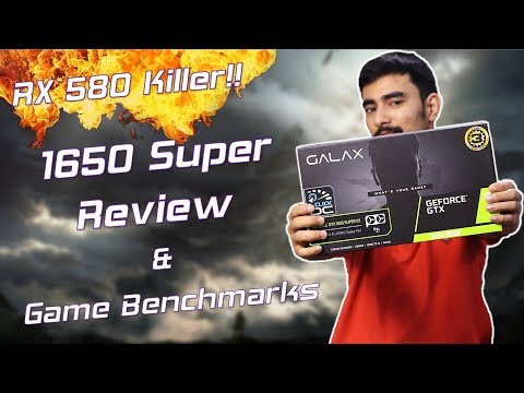 Amd Rx 580 Officially Dead   GTX 1650 Super Review & Comparision   Hindi