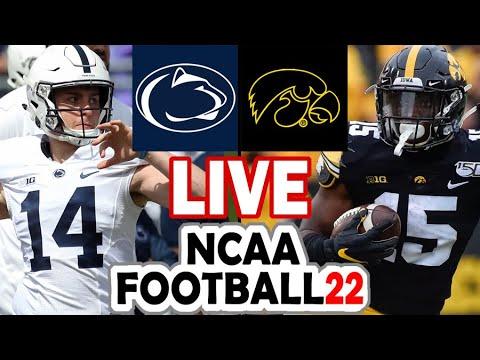 Penn State vs. Iowa score: Live game updates, college football ...
