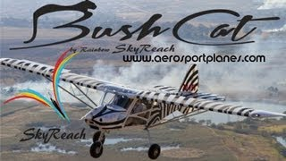 BushCat LSA, Skyreach Aircraft, Aerosportplanes