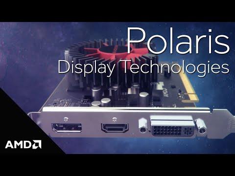 Radeon RX Series: Display Technologies