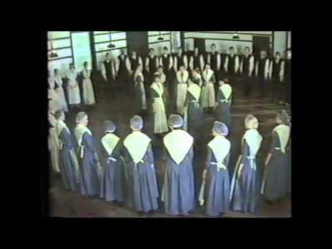 A Shaker Worship Service by Salli Terri