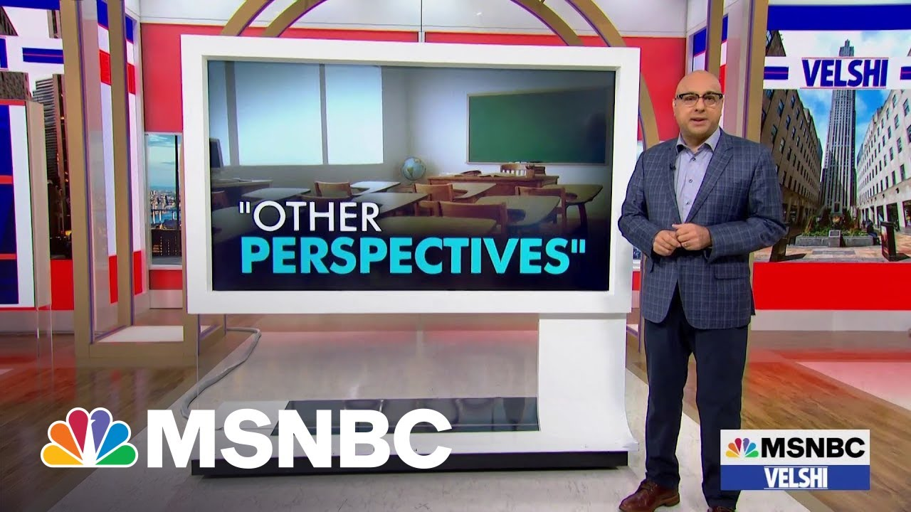 """Download Velshi """"The American Public Education System Has Lost The Plot"""""""