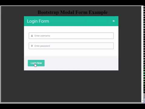 jQuery Twitter Bootstrap Modal Form Submit