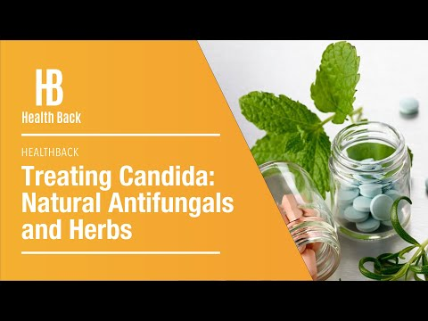 Treating Candida: Natural Supplements And Herbs