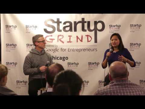 Startup Grind Chicago Hosts - Mary Grove (Google for Entrepreneurs)