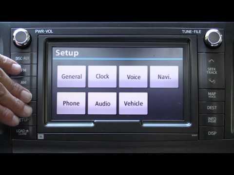 2014 Toyota Sienna JBL Infotainment Review
