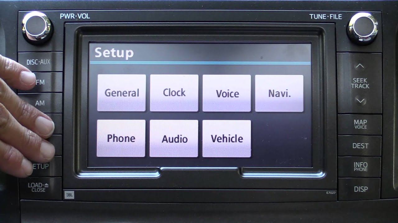 2017 Toyota Sienna Jbl Infotainment Review