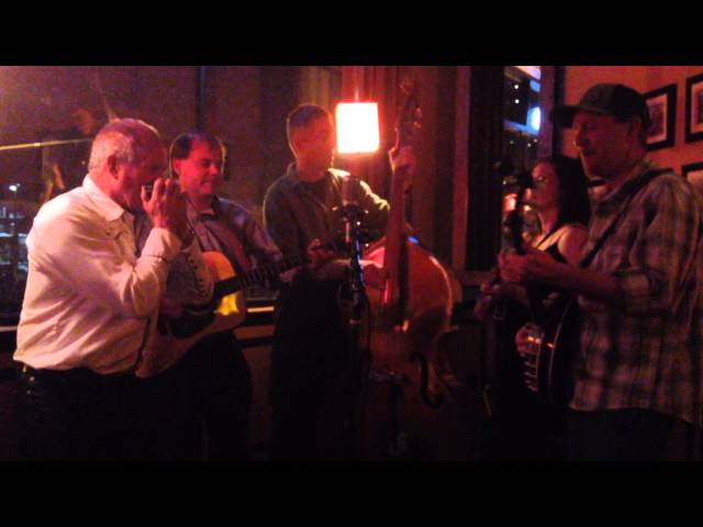 """Burn 'em Down"" original music performed at the Golden Hotel (1/22/15)"