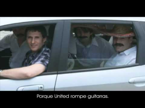 United Breaks Guitars - Subtitulado